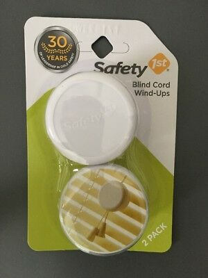 Safety 1st Blind Cord Wind-Ups 6 Packs of 2 - 12 TOTAL