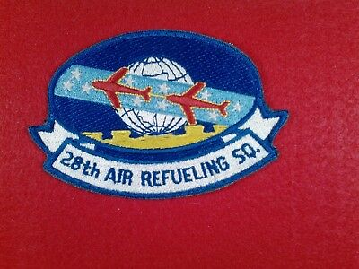 U.s.a.f...28Th Air Refueling Squadron. New Condition, 80's Authentic