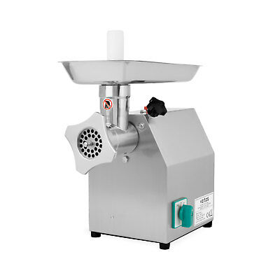 VERTES 1100W meat mincer sausage maker stainless steel grinder commercial 220kgh