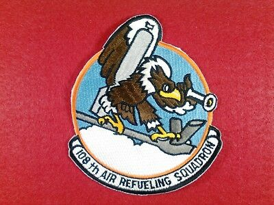 U.s.a.f....108Th Air Refueling Squadron...80's, New Condition, Authentic.