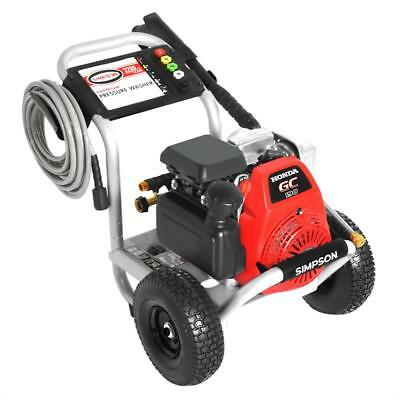 Simpson MegaShot Pressure Washer 3200 PSI 190cc Honda Engine #MS60852