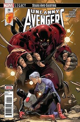 Uncanny Avengers #29 2016 Marvel Comics NM