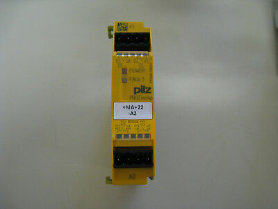 pilz 773536 PNOZ MO4P 4 channel safety output  New Factory Sealed
