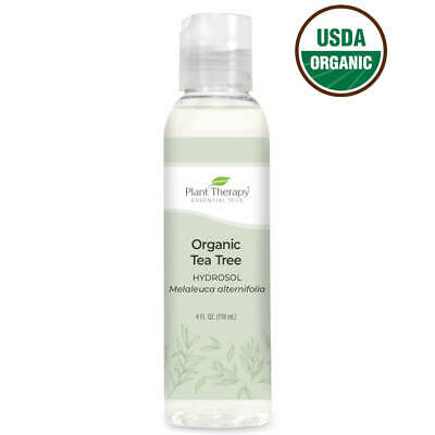 Plant Therapy Tea Tree (Melaleuca) Organic Hydrosol By-Product of Essential Oils