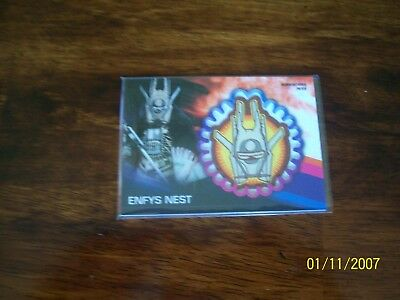 Topps Solo A Star Wars Story Enfys Nest Patch Card #MP-ME