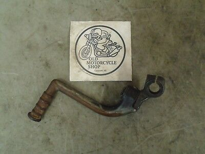 1983 Honda Cr80 Kicker Lever