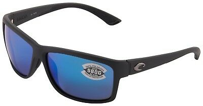 e17b200ee4d31 Costa Del Mar Mag Bay Sunglasses AA-98-OBMGLP Grey   580G Blue Mirror