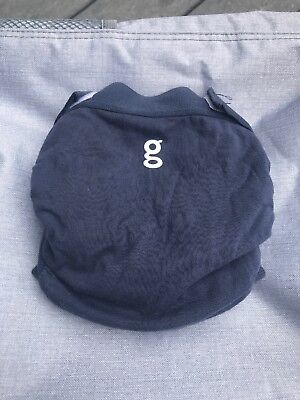 Navy Gdiaper Size Large