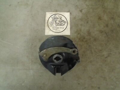 1983 Honda Cr80 Front Brake Drum Plate