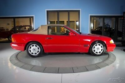 Mercedes-Benz 500-Series 2 Dr Convertible 1991 2 Dr Convertible Used 5L V8 32V Automatic RWD