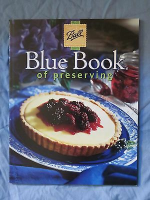 Ball Blue Book of preserving (BRAND NEW condition)