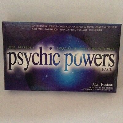 The Psychic Powers Pack: Unleash the Ultimate Power of Your Mind