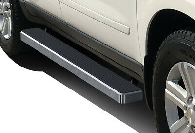 iBoard Running Boards 5 inches Fit 07-17 Chevrolet Traverse