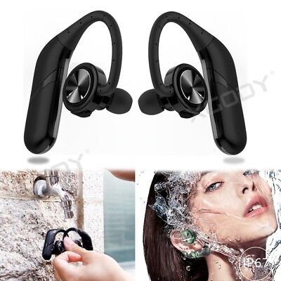 Watreproof Wireless Earbuds Bluetooth 4.2 Headset Stereo Earphone TWS Headphone