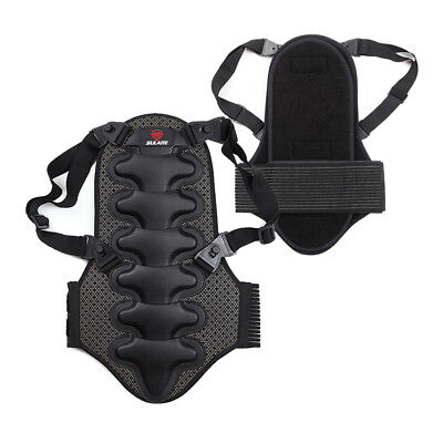 Skiing Skating Back Protector Spine Chest Guard Motorbike Snow Body Armour NEW