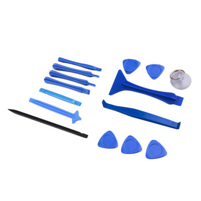 15pcs Repair Kit Open LCD Screen Tool Set For Cell Phone Mobile Tablet T1W4 D6F7