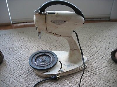 Vintage HAMILTON BEACH MIXER MODEL G HEAD AND STAND WORKS