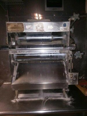 acme dough sheeter pizza bread buyer can arrange for shipping.