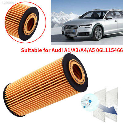 for Audi A1/A3/A4/A5 Car Oil Filter 06L115466 Auto Oil Filter Smooth