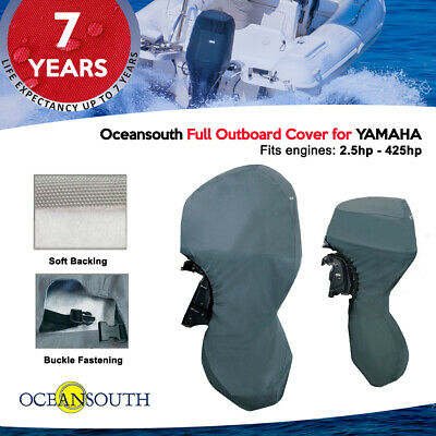 Yamaha Outboard Motor Engine Full Cover / Protect Cover