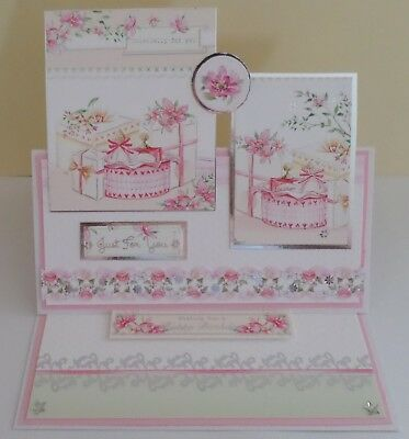 HANDMADE CARD - **BIRTHDAY - Wishing You a Happy Birthday - Just for You**