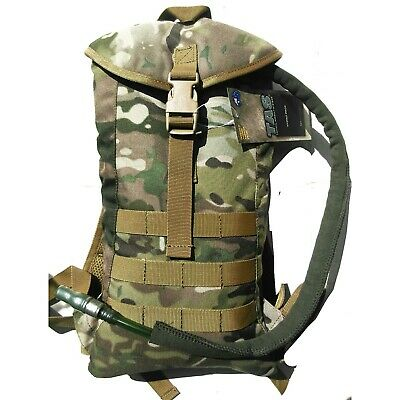 Multicam Hydration Molle Backpack #free 2Lt Eva Wide Mouth Bladder  - Tas
