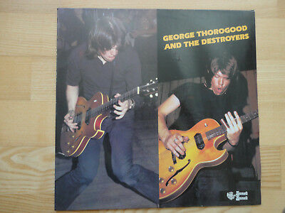 George Thorogood & The Destroyers ‎– G. Thorogood & The Destroyers, Sonet, 1978