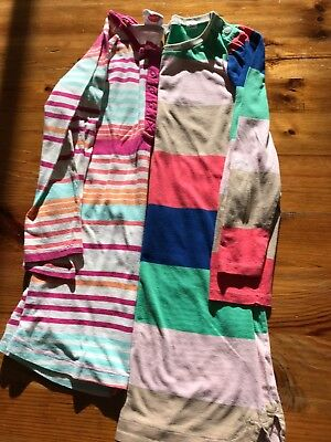 Girls Dresses X 2, Country Road Multicoloured, Roxy Multicoloured- Size 5