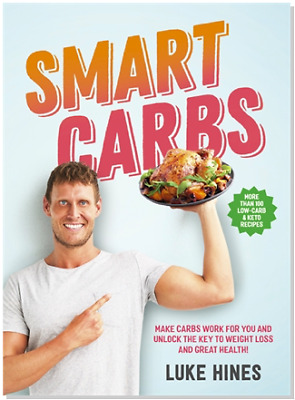 Smart Carbs by Luke Hines Paperback Book Free Postage