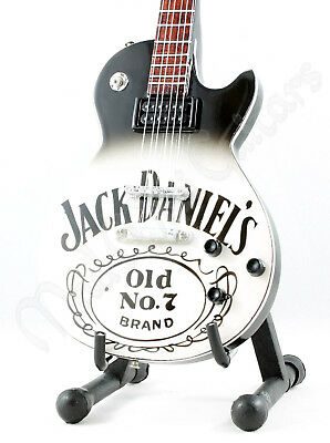 Miniature Guitar JACK DANIELS with free stand