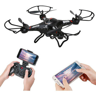 Holy Stone F181W RC Drone with 720P HD Camera 2.4G Wifi FPV Selfie Quadcopter