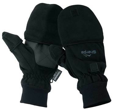 Sherpa Fleece Convertible Mitt/Shooters Glove