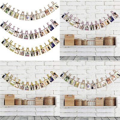 DIY Monthly 1St One Year Old Baby Photo Booth Birthday Party Banner Flag Decor