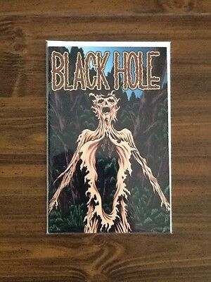 Black Hole#1 VF/NM (2nd Printing).