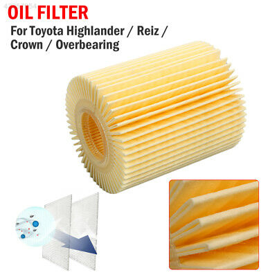 Auto Oil Filter for Toyota Highlander Crown 04152-YZZA5 Oil Filter Replacement