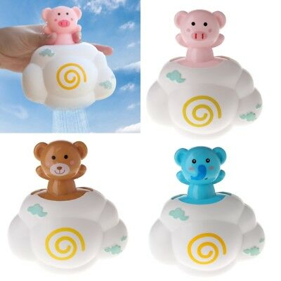 Swimming Play Water Bath Toys Shower Funny Beach Child Baby Infant Rain Cloud