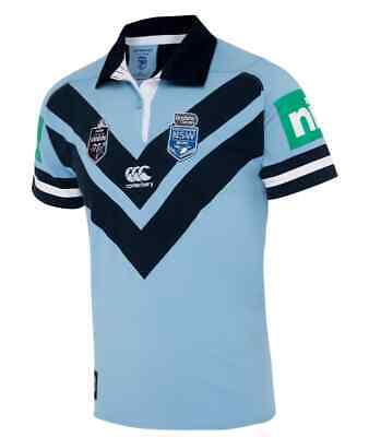 NSW State of Origin 2018 NRL Classic Jersey Mens and Ladies Sizes BNWT