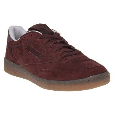 4bcef860d93 REEBOK CLUB C 85 G Shoes BURNT SIENNA SANDSTONE Men s Sneakers ...