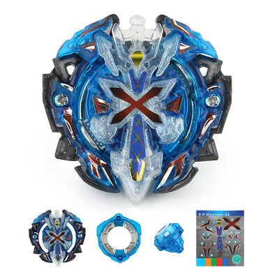 Fusion Top Burst Beyblade B-67 Xeno Xcalibur.M.I Spinning Top Kids Toy Gift