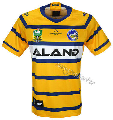 Parramatta Eels 2018 NRL Away Jersey Sizes Adults and Kids Sizes BNWT