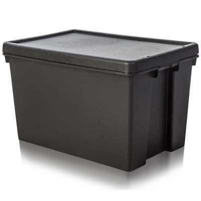 Wham Storage 62 Litre Wham Bam Heavy Duty Recycled Box with Lid