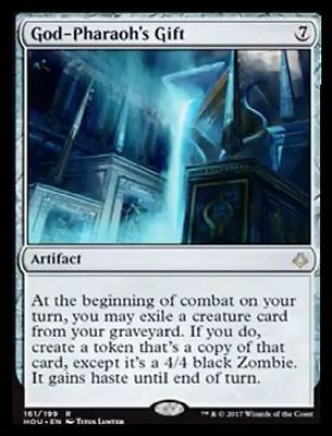 1x GOD-PHARAOH'S GIFT - Rare - Hour of Devastation - MTG - Magic the Gathering
