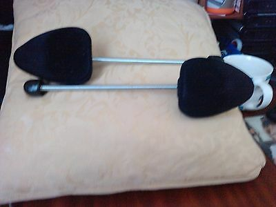 SHOE TREES. helps keep soft shoe's in shape REDUCED