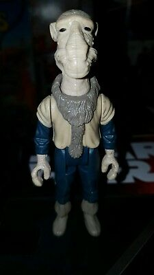 Star Wars  Yak Face 1985 Kenner.