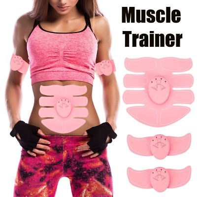 Stimulator Training Smart Abs Fitness Gear Muscle Abdominal Toning Belt Trainer