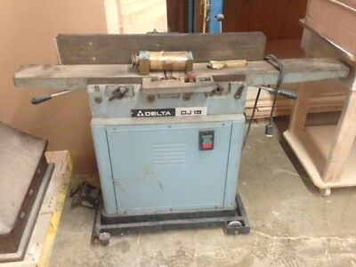 """Delta DJ15 6"""" Jointer *EXTRA HEAD INCLUDED"""