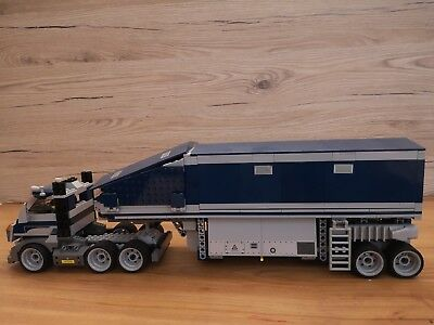 Lego Agents Mission 6 Mobile Command Center 8635 6000