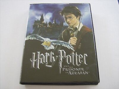 "Harry Potter And The Prisoner Of Azkaban-""89"" X Trading Cards In Album.full Sets"