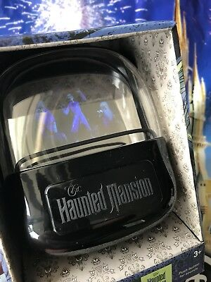 DISNEY THEME PARK ATTRACTION Haunted Mansion Vehicle DOOM BUGGY Lights Sounds