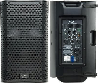 QSC K12 2-Way Powered Speaker - 1000 Watts, 1x12 DJ Club